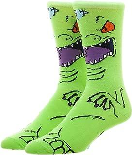 Rugrats Reptar Socks Cartoon Gift - Rugrats Socks Reotar Socks Cartoon Socks