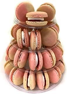 Candora 4-storey macaron display stand cake stand macaron tower