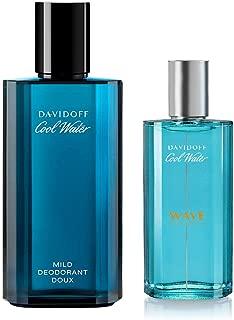 Set of Davidoff Cool Water Man & Cool Water Wave Man