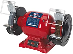 Bench Grinder and Wire Wheel