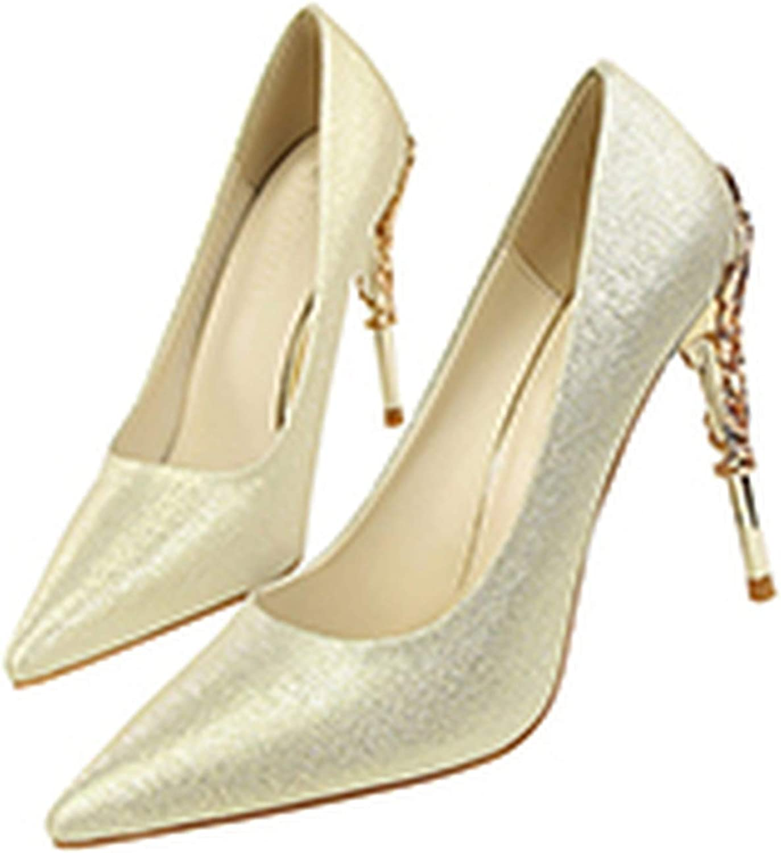 Strange Heel Elegant Wedding Pumps High Heels Women Sexy Women Pumps Fashion Office Women shoes