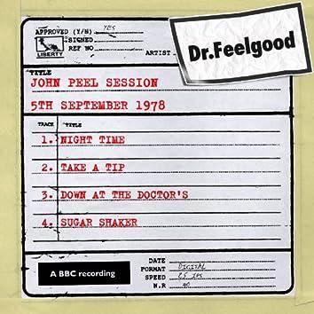 Dr Feelgood - John Peel Session (5th September 1978)