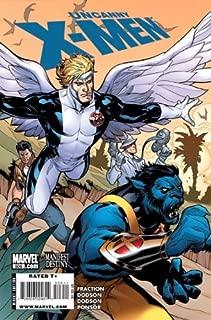Uncanny X-men Issue 506 ( Manifest Destiny Storyline Comic Book ) [Comic]