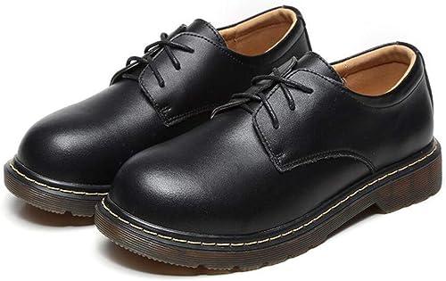 DANDANJIE Chaussures Femme Retro College College Style Chaussures British Littéraire Mary Jane chaussures