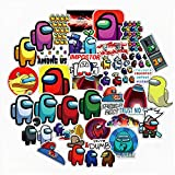 Your Store Among US Hot Online Game Special Characters The Crew Imposter Crewmate Fandom Vinyl Stickers for Kids, Teens to Decorate Laptop, Skateboard, Phone Case, Water Bottle 50 pcs Sticker Pack