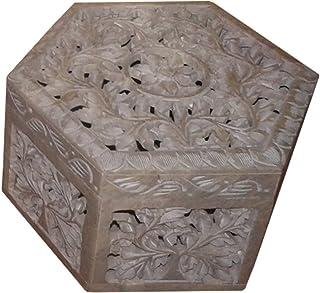 صندوق حلى رقيق لأقراط الخاتم 46