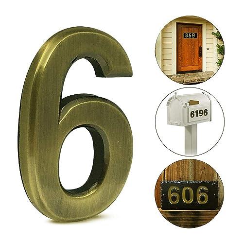 Apartment Door Numbers: Amazon.com