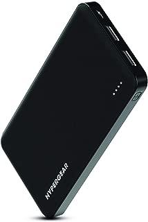 Hypergear 15120 Universal Taşınabilir Şarj Aleti, 10.000 mAH, Siyah