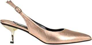 NCUB Luxury Fashion Womens MCGLCAT0000B7040E Gold Heels | Season Outlet