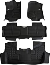 Also Look Great in the Summer./The Best/Subaru Legacy Accessory. Largest Coverage All Weather Full Set - Black The Ultimate Winter Mats TuxMat Custom Car Floor Mats for Subaru Legacy 2010-2014 Models/- Laser Measured Waterproof