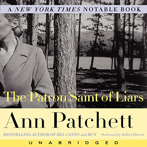 The Patron Saint of Liars cover art