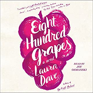 Eight Hundred Grapes audiobook cover art