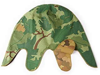 ZWJPW-Vietnam WAR US Army Mitchell Helmet Cover Two-Sided Camouflage
