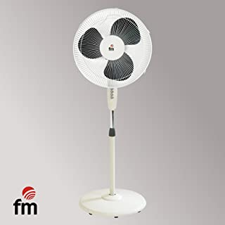 Blanco 200 Decibeles FM S0415655 Ventilador