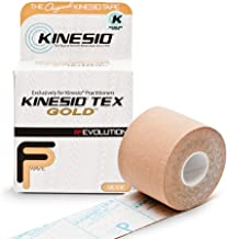 Kinseio Taping - Kinesiology Tape Tex Gold FP - Beige – 2 in.