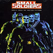 Small Soldiers: Music From The Motion Picture Soundtrack, Import Edition (2007) Audio CD
