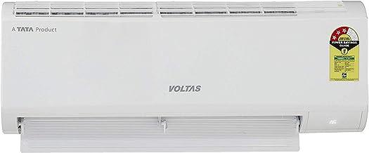 Voltas 1 Ton 3 Star Split AC (Copper SAC_123_DZX White)