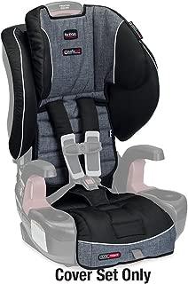 Britax 宝得适 Frontier ClickTight Harness-2-Booster 宝宝汽车座椅套,Vibe