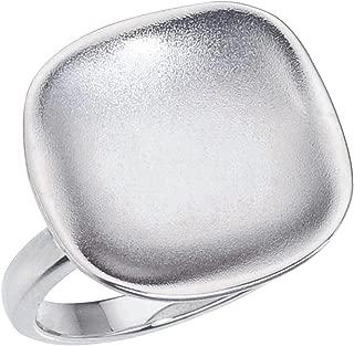 AX Jewelry Caroline Ballou Cobblestone Sterling Silver Ring