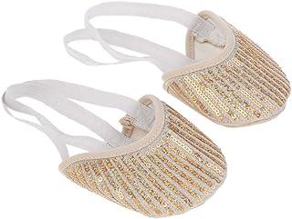 MagiDeal 1 Par Zapatos de Danza Ballet Gimnasia Rítmica