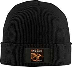 FrankIJohnson Gorgoroth Ad Majorem Sathanas Gloriam Unisex,Casual Hat,Sports Cap,Knit Hat,Hedging Cap