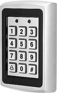 Clavier de contrôle d'accès lecteur RFID t 1000 utilisateurs 125khz, pour les maisons