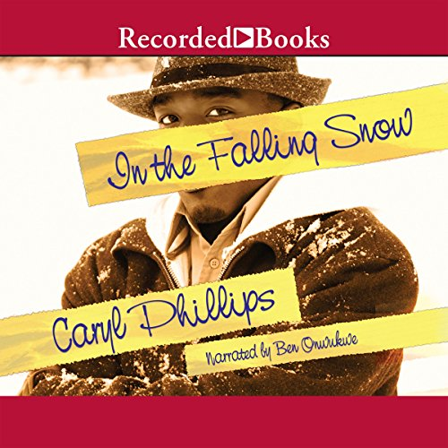 In the Falling Snow audiobook cover art