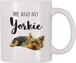 4 All Times Me And My Yorkie Coffee Mug (11 oz)