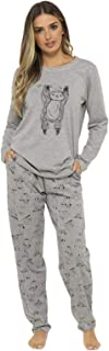 Daisy Dreamer Peek A Bear Womens Pyjamas Soft Cotton Ladies Pyjama Lounge Set