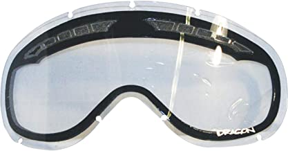 Dragon Alliance Unisex-Adult Mdx All Weather Lens Clear One Size