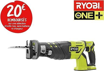 Standard sans balais de 18/V vert 0/W /0/Sierra de sable one sans batterie 18/V Ryobi r18rs7/