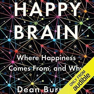 Happy Brain audiobook cover art