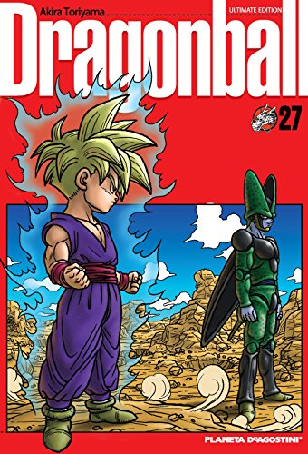 Dragon Ball nº 27/34 (Manga Shonen)