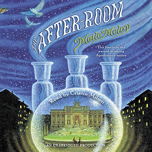 The After-Room audiobook cover art
