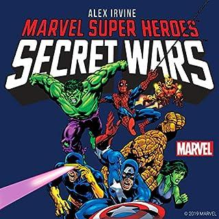 Marvel Super Heroes: Secret Wars cover art