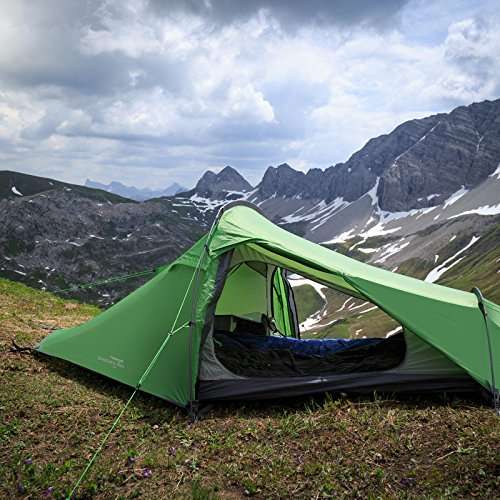 Vango Banshee 300 Pro Backpacking Tent, Green, One Size