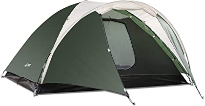 SEMOO Camping Tent 3-Person 4-Season Double Layer Lightweight Traveling Tent with Portable Bag