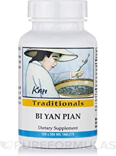 Kan Herbs - Traditionals- Bi Yan Pian 120 tabs