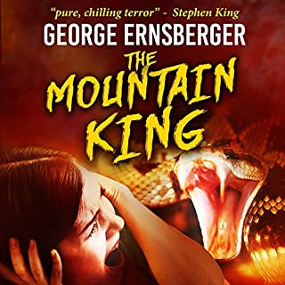 The Mountain King audiobook cover art