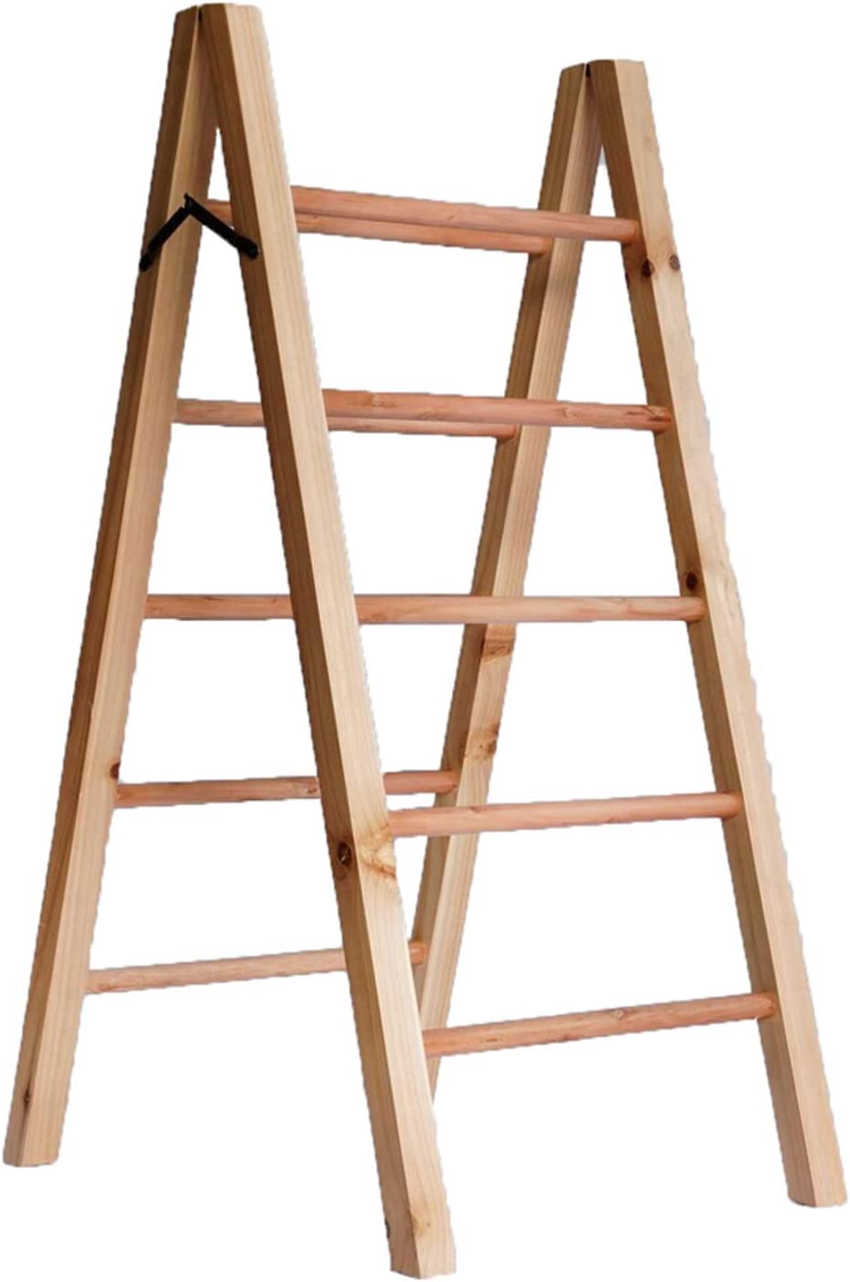 TX USA トラスト Corporation Tabletop 送料無料お手入れ要らず Towl Ladder Bars Bro Wooden with 4 -