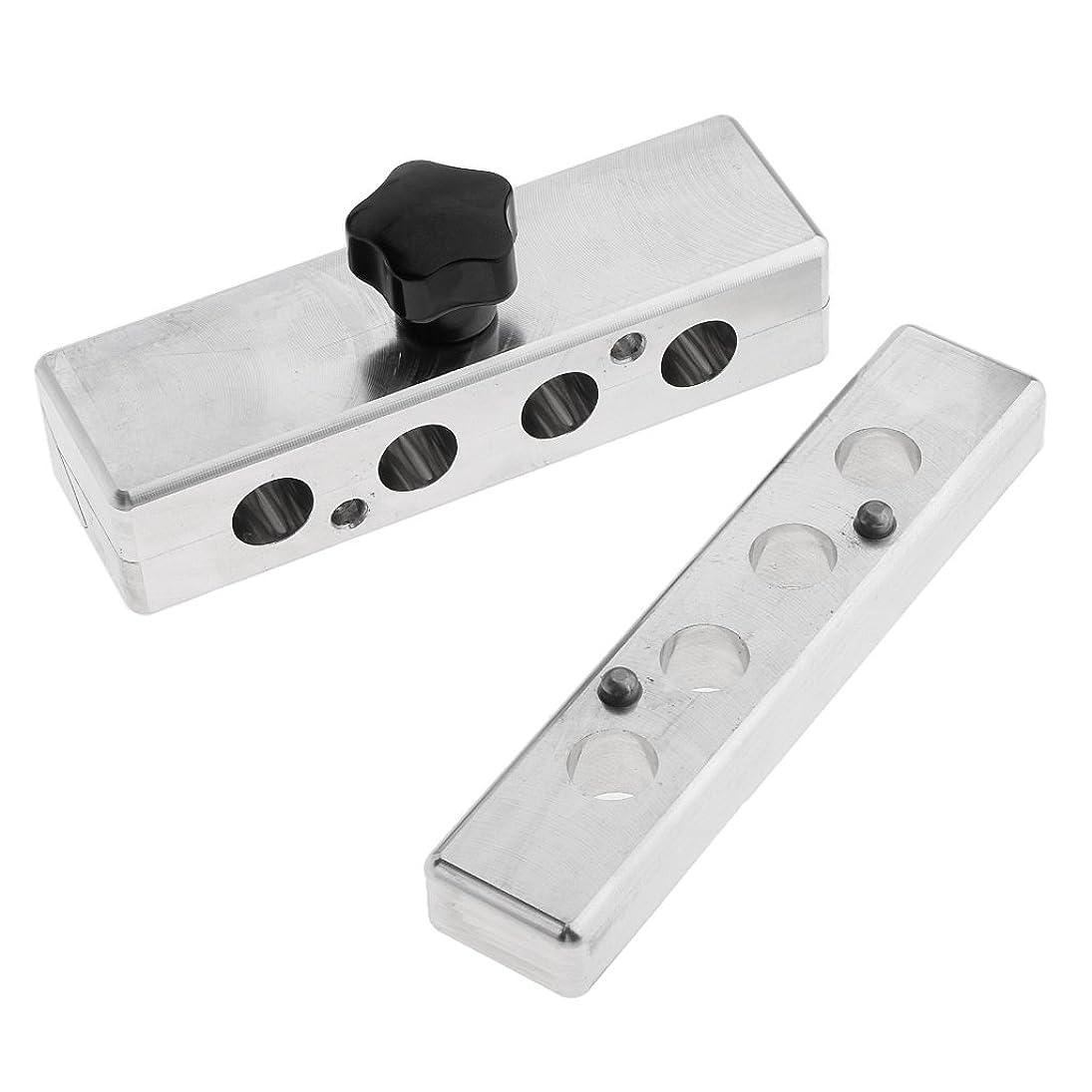 セレナ納得させるハイジャックKesoto リップスティック金型 イーグル口型 口紅 型 リップスティック DIY クリームメーカー 5タイプ選べ - 9mm4穴