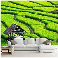 Wkxzz 壁の背景装飾画 カスタム壁画3D壁紙風景シンプルなHdテレビ壁リビングルーム寝室壁画写真壁紙装飾アート壁画-400X280Cm