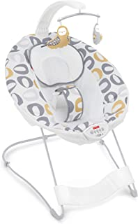 Fisher-Price Deluxe Bouncer: See & Soothe, Kernel Pop