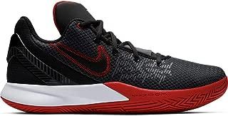 Nike Men's Kyrie Flytrap II Basketball Shoe (14,  Black/White/Red)