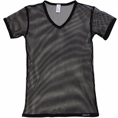 iiniim Atractivo Hombre Chaleco Camiseta de Manga Corta Cami