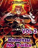 Romance Manga Collection: KimetsuNo Yai-ba Volume 2 (English Edition)