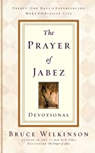 The Prayer of Jabez Devotional: Thirty-One Days to Experiencing More of the Blessed Life