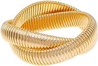 gold cobra bracelet