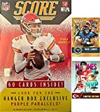 2021 Panini SCORE Factory Sealed HANGER Box - 60 Cards - 5 Parallels - Look for Trevor Lawrence, Justin Fields Autograph and Rookie Cards (Plus 2 Custom Trev... rookie card picture