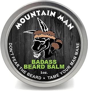 badass beard kit